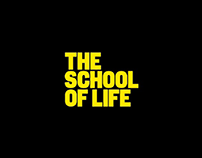 The School of Life UX/UI Redesigned