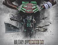 Military Appreciation Day Posters: by Brett Gemas