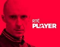 RTÉ Player | Art Direction & Identity