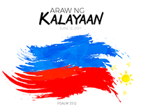 Independence Day Philippines Social Media Post