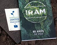 IRAM - 80º Aniversario - Libro Objeto