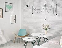Studio flat in Bologna