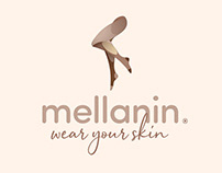Mellanin | Brand and Packaging