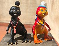 Petetesaurio Rex Toy