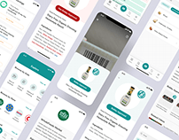 Grocery Shopping Guide App