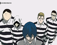 Prison School Pop Art