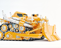 Bulldozer Revival