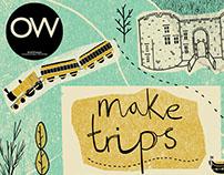 Oriel Wrecsam Make Trips