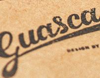Cartão de visita Guasca Studio.