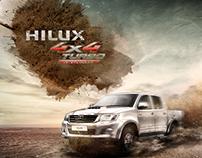 Add - Hilux 4x4