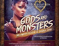Gods vs. Monsters / House of Blues New Orleans