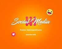 Social Media | Posto Metropolitano