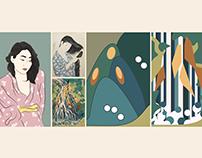 Artist Study: Hokusai