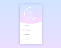 Daily UI #062 — Workout Of The Day
