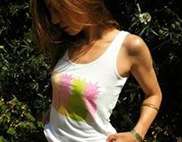 TINIMARTINI / T-shirt print design / Summer, 2011