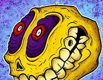 Madballs - Skullface