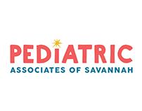 Pediatric Associates of Savannah Rebrand