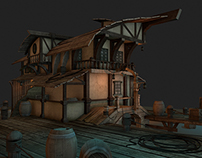 House Lowpoly