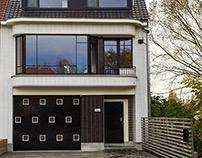 Gevel Huis De Haan