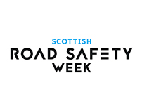 Scottish Road Safety Week logo