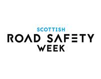 Scottish Road Safety Week logo