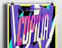 COPILIA - PERSONAL POSTER&BOOK COVER