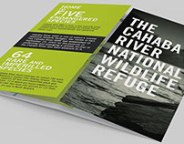 BROCHURE DESIGN | Cahaba River NWR