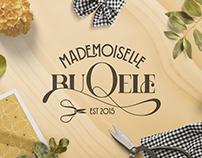 Mademoiselle Buqele - Visual Identity