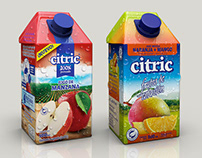 Citric - 3D Packaging