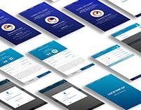 Locetar EF Mobile App