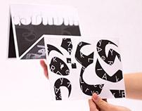 Typography Self-portrait