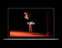 La Tristura Website