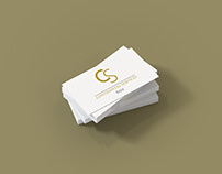 Continental Services Ibiza Logo and Business cards desi