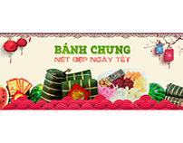 Banner Tết