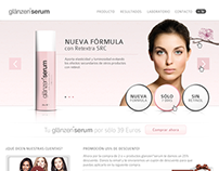 GlänzenSerum, crema facial