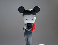 Rat Theme Art Toy