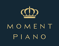 Moment Piano Logo