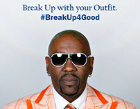 Seattle Goodwill Break Up Campaign