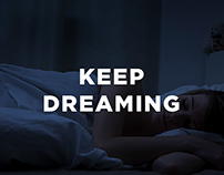 Vape 'Keep Dreaming'