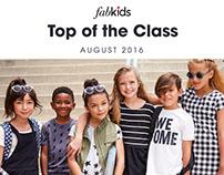 Back-to-School Lookbook