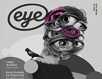 Eye Mag editorial redesign.