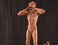 Aji: Aardman Inspired Puppet