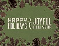 Leverage Company Holiday Card