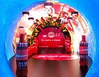 Ativação Coca Cola para Atacados