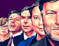 Politico 28 - class of 2020 - Portraits