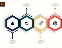 Download Business Infographics Vector Timeline Illustra