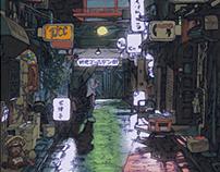 100 views of Tokyo(91〜95)