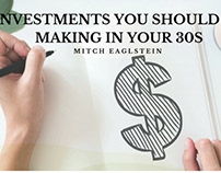 Investments You Should be Making in Your 30s