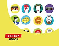 Ux Research - Icon Pop Wear | parte 2