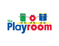 The Playroom Logo Design